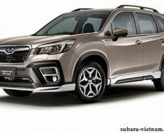Giới thiệu phiên bản GT lite dành cho Subaru Forester iL