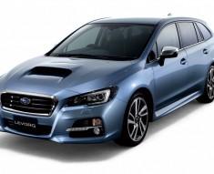 Chi tiết xe wagon thể thao Subaru Levorg GT-S
