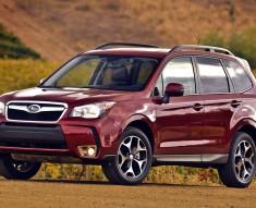 Có gì mới trong phiên bản Subaru Forester 2015