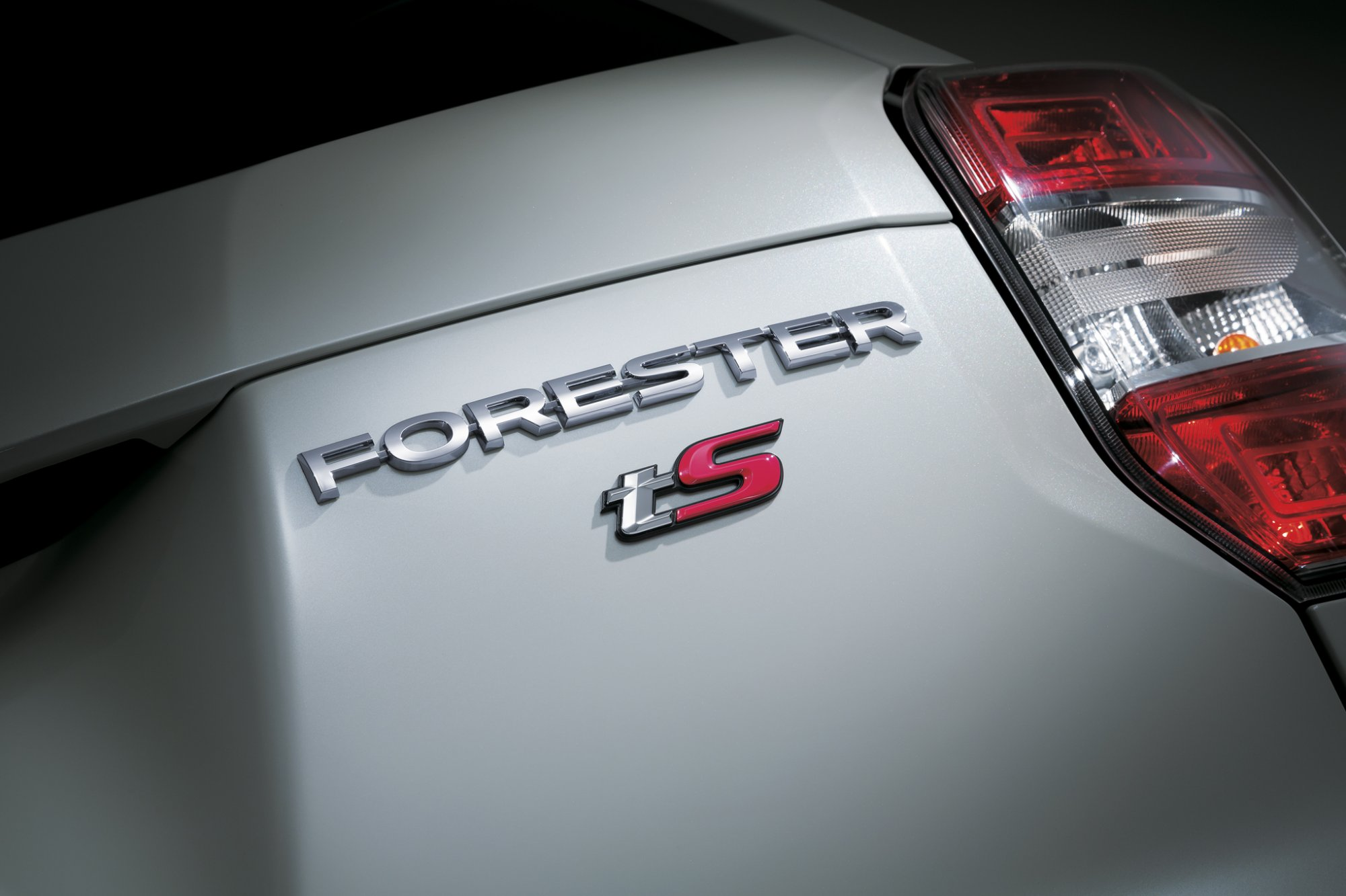 Subaru-Forester-tS-tuned-by-STI-rear-badge