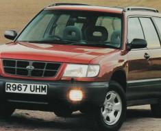 Forester: Mẫu xe Subaru vinh danh tại thị trường Úc