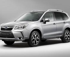Những thay đổi mới và giá Subaru Forester 2016