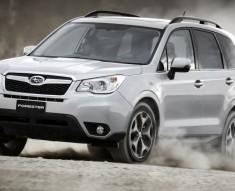Giới thiệu Subaru Forester 2014 2.0XT