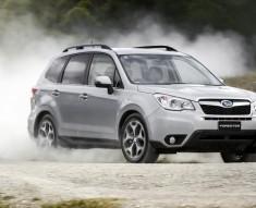 Subaru Forester 2015: An toàn, mạnh mẽ và tuyệt vời hơn