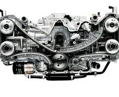 Tìm hiểu về động cơ Boxer nằm ngang
