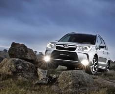 """""""Bộ 3"""" xe Subaru mới đạt được đánh giá an toàn từ JNCAP"""