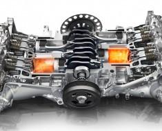 Ưu điêm động cơ Subaru Boxer