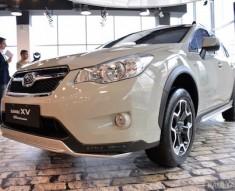Subaru giới thiệu XV bản thể thao tại Malaysia