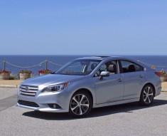 Subaru tăng cường chiến dịch quảng bá mẫu Legacy