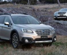 Lái thử Subaru Outback 2015-Chiếc SUV của năm