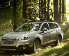 """Subaru Outback 2015: """"Xế phượt"""" tiết kiệm nhiên liệu"""