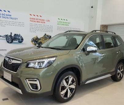 Khuyến mãi khủng cho Subaru Forester 2019